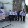 Coordenação PA firma nova parceria e realiza doação de materiais para a capela do Abrigo São Vicente