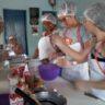 Em parceria com a Associação de Clube de Mães, Coordenação MT realiza Curso de Bombons