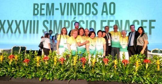 Conselheiros Deliberativos marcam presença no Simpósio Nacional dos Economiários Aposentados e Pensionistas da Caixa