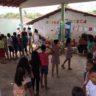 Evento solidário promovido pela Coordenação PI, marca o fim de ano do Centro de Apoio à Criança e ao Adolescente