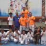 Coordenação SP marca presença nos Jogos de Integração da APCEF