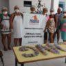 Curso de Doce Caseiro realizado pela Moradia e Cidadania/MT beneficia mulheres da comunidade