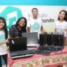 Para auxiliar nos trabalhos sociais, Moradia e Cidadania/DF doa computadores para instituto parceiro