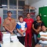 Moradia e Cidadania Amazonas realiza doação de livros e contribui com projeto extracurricular