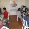 Curso de Informática apoiado pela Coordenação PR beneficia comunidade local