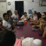Coordenação Pará marca presença durante visita sobre orientação alimentar no Centro Espírita Raio de Sol