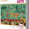 Livro didático que será distribuído nas escolas, cita o projeto da Moradia e Cidadania/SC: Orquestra de Sons e Latas