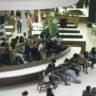 Orquestra do projeto da Coordenação ES realiza apresentação em Shopping Praia da Costa