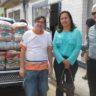 Coordenação AL realiza campanha de arrecadação em parceria com SR/AL e beneficia diversas famílias desabrigadas