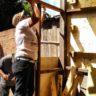 Coordenação Amazonas e parceiros beneficiam família através da construção de uma casa