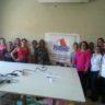 Coordenação Goiás firma parceria com a ONG Emanuel, através do Projeto Costurarte Caldas