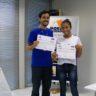 Em parceria com a Caixa Econômica, Coordenação MT certifica alunos do Curso de Informática