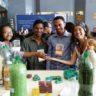 Coordenação Pará repassa doação de tecidos para centros comunitários e apóia jovens no Congresso Brasileiro de Agroecologia