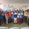 Moradia e Cidadania/DF marca presença na formatura dos projetos sociais apoiados em Santa Maria
