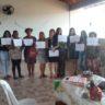 Coordenação SP certifica alunas do Projeto Manicure e Pedicure 2017