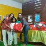 Crianças do Projeto Mais Que Judocas são contempladas com Festa de Natal organizada pela Moradia e Cidadania/ES