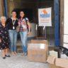 Moradia e Cidadania/PE doa 5 computadores ao Centro de Assistência à Mulher