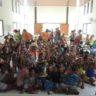 Voluntários da ONG Moradia e Cidadania/PE levam alegria acomunidades de Campo Grande
