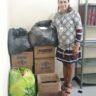 Coordenação DF contribui com doação de agasalhos e alimentos ao Hospital de Apoio de Brasília