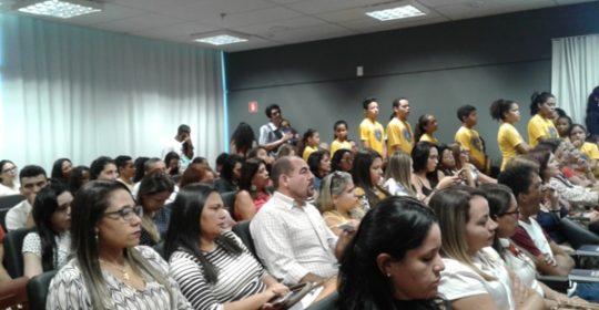 Coordenação PI participa de Seminário Tecendo Parcerias por uma Educação sem Violências na Vida da Criança e do Adolescente