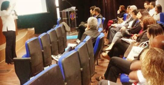Coordenação Minas Gerais participou do Seminário do Prêmio ODS Brasil