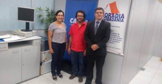 Coordenação TO e Caixa Econômica contribuem com educação de quilombolas e indígenas no Tocantins