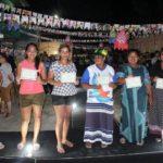 Coordenação AM participa do 1º aniversário do Interativo Conquista e entrega certificados de cursos do Projeto Arte Malote