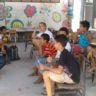 Coordenação PI: Estagiária de Serviço Social promove diálogo com as Crianças do CACA