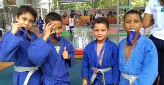 Conheça o Projeto Mais Que Judocas da Coordenação ES!