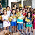Coordenação AM repassa doação de frutas aos projetos do Bairro Zumbi dos Palmares e da Colônia Antônio Aleixo!