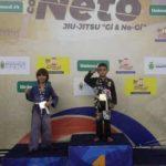 Coordenação AM: Pedro Gabriel do Projeto Raja conquista a medalha de ouro na Copa Arthur Neto 2018