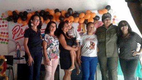 Coordenação PI: Crianças do Grupo de Mães Gaivotas que Voam Longe se formam no PROERD!