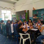 Educadores Sociais da Coordenação AM passam por semana de formação pedagógica
