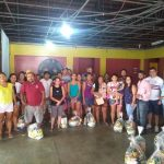 Coordenação AM participa de ação emergencial com a APCEF