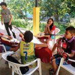 Moradia e Cidadania/AM realiza visita técnica e vivencia momento com as crianças do Projeto ECAE
