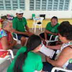 Coordenação AM: Grupo Sempre Amigos recebe manhã de atividades físicas com jogos recreativos