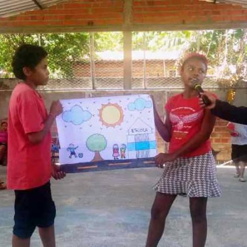 """Centro de Apoio à Criança e ao Adolescente recebe a esperada Gincana """"Brincadeira de Criança, como é bom!"""""""