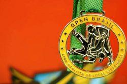 1 medalha 2019